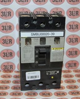 SQ.D- KHL36000MV (250A,600V,25KA) Product Image